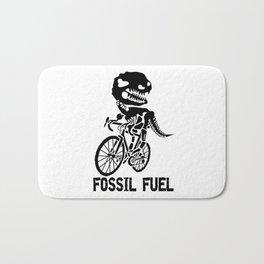 Fossil fuel Bath Mat