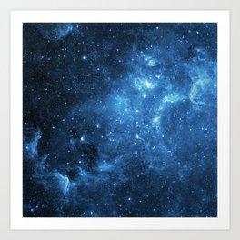 Galaxy Kunstdrucke