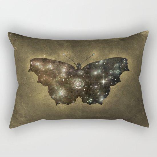 Cosmic Butterfly  Rectangular Pillow
