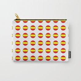 Flag of spain 13-spain,espana, spanish,plus ultra,espanol,Castellano,Madrid,Barcelona Carry-All Pouch