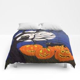 Halloween-3 Comforters