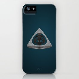 Abstract Stone iPhone Case