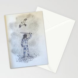 The Son of the Kite Stationery Cards