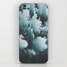 FEELS LIKE WE ONLY GO BACKWARDS iPhone Skin