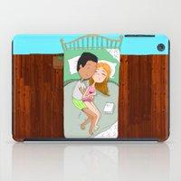 sleep iPad Cases featuring SLEEP by Andrea Lacuesta Art