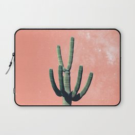 Pink Cactus Boho Mexican Laptop Sleeve