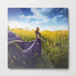 The Winds Of Summer Metal Print