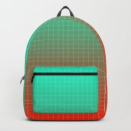 Heating Up In Miami Backpack