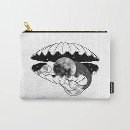 The moon under the sea Carry-All Pouch
