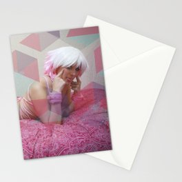 Pinks #3 Stationery Cards