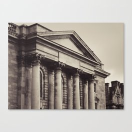 Trinity Architecture Canvas Print