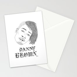 Danny Stationery Cards