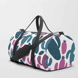Colorful Hand Drawn Pattern Duffle Bag