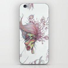 Sorting through Weeds iPhone & iPod Skin