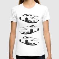 porsche T-shirts featuring porsche  by Fish