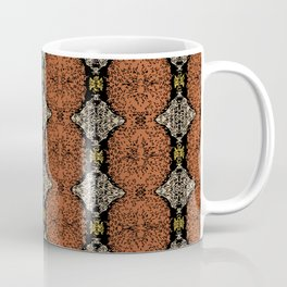 Brahma Play - (Rust - Ceylon Yellow - Almond Buff) Coffee Mug