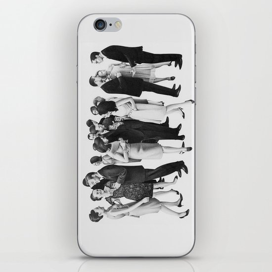 the cold war iPhone & iPod Skin