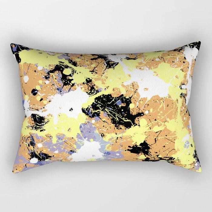 Abstract 20 Rectangular Pillow