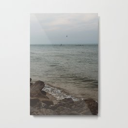 End of Summer   Nature and Landscape Photography Metal Print