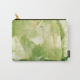 Green Gems Carry-All Pouch