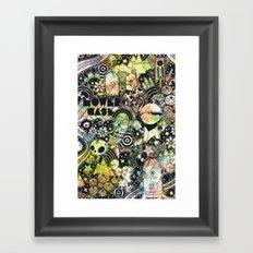 Joose Framed Art Print