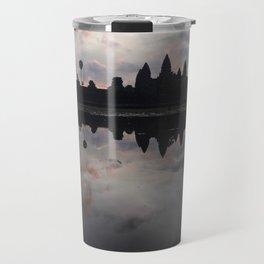 Angkor Wat Morning Travel Mug