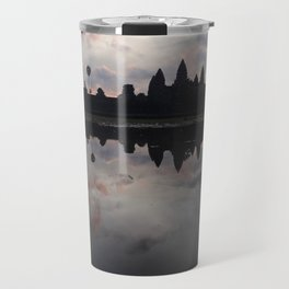 Angkor Wat Morning Travel Mug