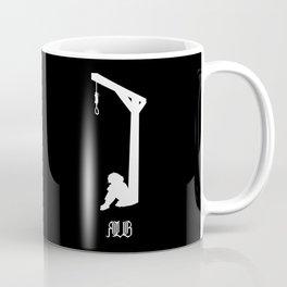 Contemplation (invers) Coffee Mug