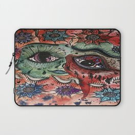 Bruised Heart Laptop Sleeve