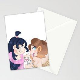 Bully Girls Stationery Cards