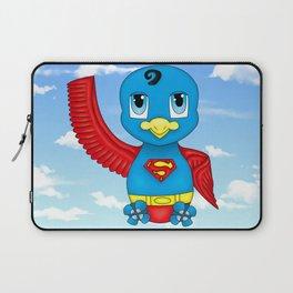 Superhero bird 2 Laptop Sleeve