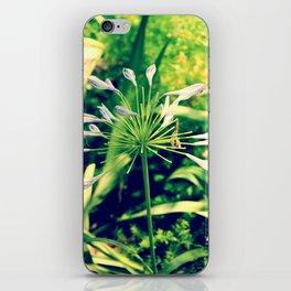 littleflowers iPhone Skin