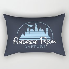 Andrew Ryan / Rapture Rectangular Pillow