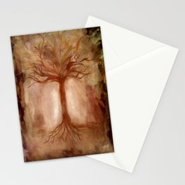 Roots and Limbs Stationery Cards
