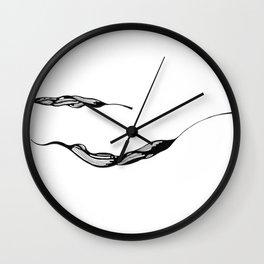 Five Days Wall Clock