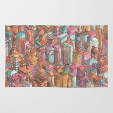 Continuous New York City Rug