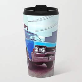 Blue 442 Travel Mug