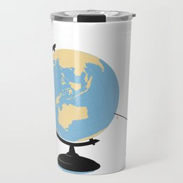 HOW THE WORLD WILL END Travel Mug