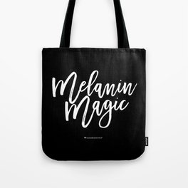 Melanin Magic Tote Bag