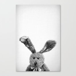 Can I be your bunny? Canvas Print