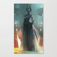 Empress Canvas Print