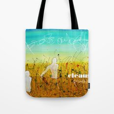 Cleansing process Tote Bag