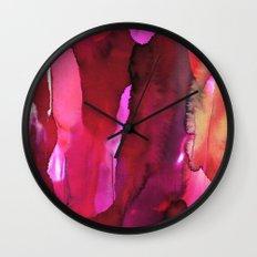 Grenadine Wall Clock