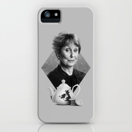 Not your housekeeper iPhone Case