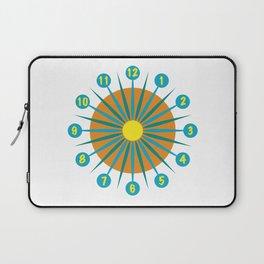 Mod Clock 3 Laptop Sleeve