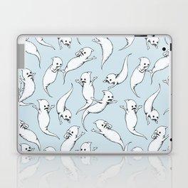 Lil' Ghosties Laptop & iPad Skin