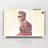 tyler durden iPad Cases featuring Tyler by Fimbis