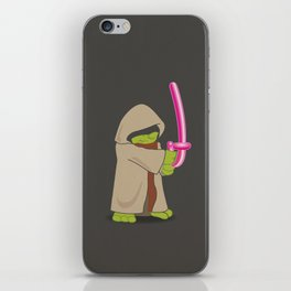 Master Jedi iPhone Skin