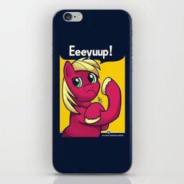 Eeeyuup iPhone Skin
