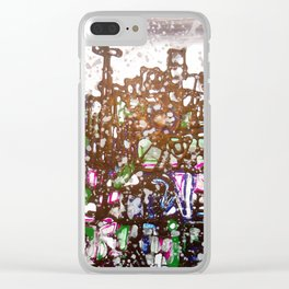 #25 Clear iPhone Case